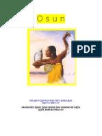 Apostila Da Africa Em Portugues Tudo Sobre Orisa Osun