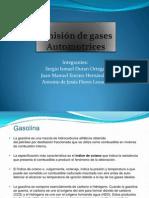 Gasolina y Diesel