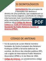 3-AULA DE CÓDIGOS DEONTOLÓGICOS