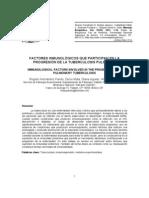 Factores Inmunológicos que participan en la progressión de la TB pulmonar-1