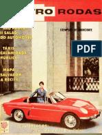 Revista Quatro Rodas - Edição 17