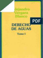 AVB v 35.1 1998 AGUAS Derecho Aguas Tomo I