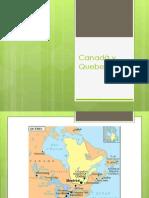 Canadá y Quebec
