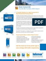 tekmar 284 multi boiler control p9450 02