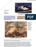 Rebuilding the Jewish Temple