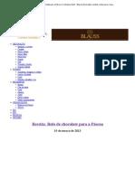 Receita_ Bolo de chocolate para a Páscoa _ Constance Zahn - Blog de decoração, receitas e dicas para a casa