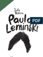Toda Poesia Paulo Leminski-9788535922233