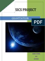 Gravitation Phy