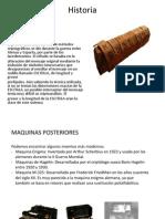 Historia Criptografia