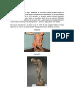 Biografias Escultura Segundo Parcial