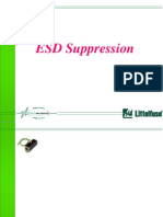 9.ESD Suppression