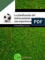 La Planificacion Del Entrenamiento en El Futbol