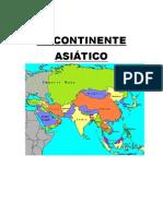 EL CONTINENTE ASIÁTICO