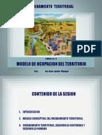 09 - Semana 11 - Modelo de Ocupacion Del Territorio