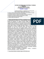 Informe Uruguay 27-2013