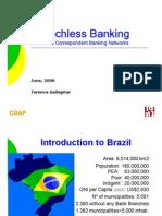 BranchlessBanking - Brazil