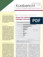 FAZIT Social Software Ansatz in Untern Kurzbericht 1 2009