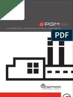 PGM Win Software de Planificación y Gestión del Mantenimiento