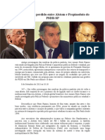 Lobista é o elo perdido entre Alstom e Propinoduto do PSDB