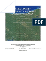 Luce County Community Wildfire Protection Plan