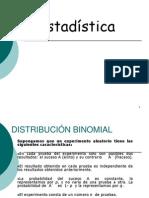 Binomial y Poisson