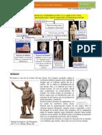 Ficha de Historia Del Arte Retrato y Escultura Funeraria