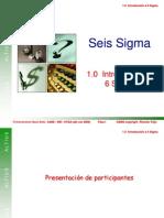01 Introduccion a 6Sigma BBI