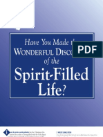 Have You Made the Wonderful Discovery of the Spirit-Filled Life?