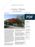 Statia News No. 09