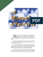 Le Manuel d'Epictete-c