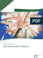 Libro Blanco Del Deporte