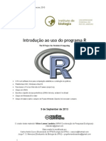 Landeiro et al 2010 - Introdução ao Uso de R