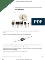 Chequeo de Transistores Bipolares, MosFet e IGBT _ Kueyar