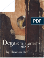 Degas the Artists Mind