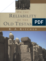 On the Reliability of the Old Testament- Kenneth Anderson Kitchen