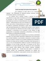 Determinacion de Azucares Por Espectrofotometria1