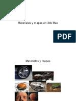 Materiales y Mapas
