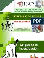 01-A Idea de Investigacion