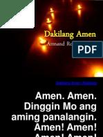 Dakilang Amen Robleza