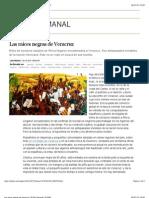 Las raíces negras de Veracruz | El País Semanal | EL PAÍS