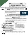 Burholm Stamp Club June-09