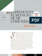 Entrevista Junot Diaz