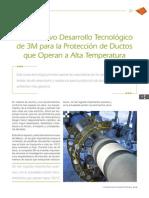 Aplicación de Polimero 3M