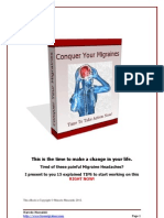 Conquer Your Migraines