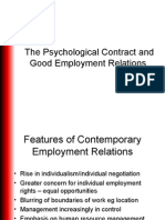 Psychological Contract 1