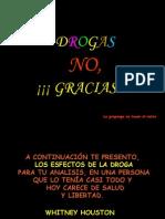 Drogas No Gracias-SJH