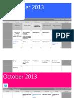 chem curriculum calendar 2013-2014