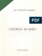 Castrelo Partido Socialista Galego  1966