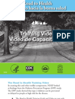 Road to Health Dvd Booklet 508