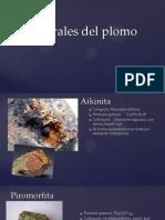 Mineral Es Del Plomo